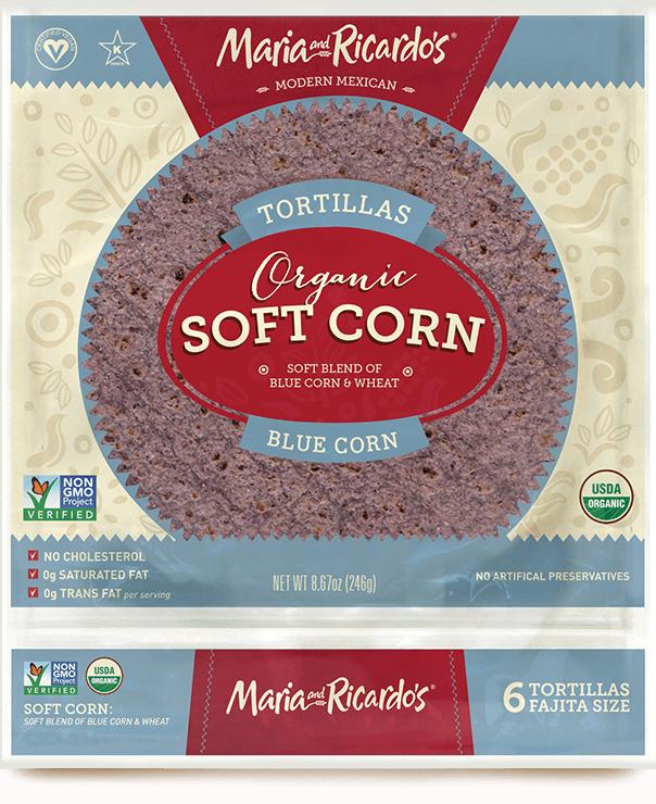 non-gmo gmo-free organic large soft corn blue corn