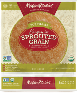 non-gmo gmo-free organic large sprouted grain
