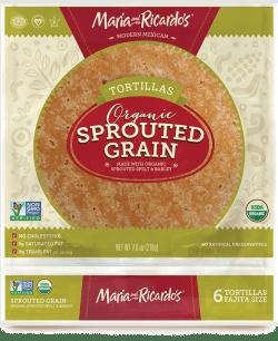 non-gmo gmo-free organic large sprouted grain