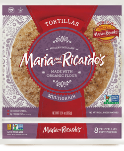 non-gmo gmo-free originals large multi grain tortillas