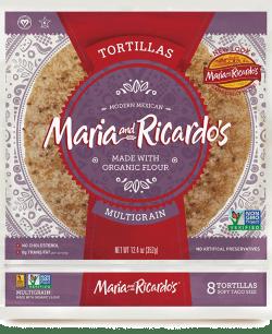 non-gmo gmo-free originals large multi grain tortillas