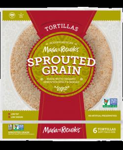 Fiber-rich Whole Wheat Tortillas -Tortilla -Flour Tortillas