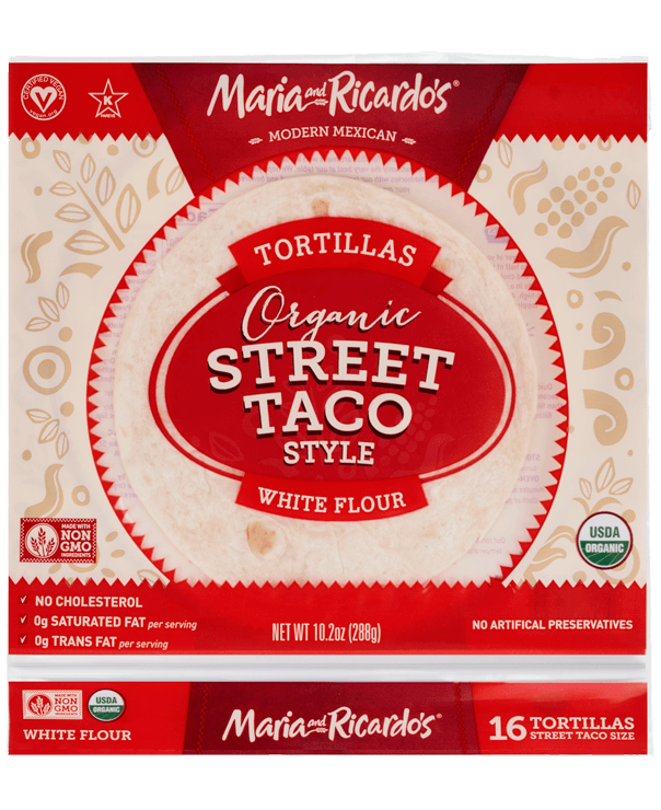 Original Tortillas - Non GMO White Flour Tortillas