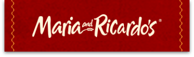 Maria and Ricardo's Tortillas logo